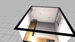 Raumgestaltung Küche Maik in der Kategorie Küche