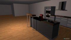 Raumgestaltung Küche Markus 123 in der Kategorie Küche
