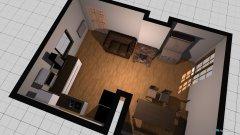 Raumgestaltung Küche Mathi 3 in der Kategorie Küche