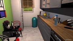 Raumgestaltung KÜCHE MIZ in der Kategorie Küche