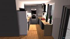 Raumgestaltung Küche N&S in der Kategorie Küche