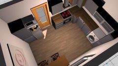 Raumgestaltung Küche neu 2.0 in der Kategorie Küche