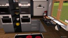 Raumgestaltung küche neues haus in der Kategorie Küche