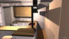 Raumgestaltung Küche Neuplanung, Conny, mit neuen Möbeln in der Kategorie Küche