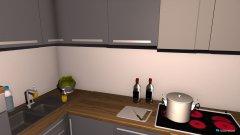 Raumgestaltung Küche ohne großen Umbau in der Kategorie Küche