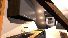 Raumgestaltung Küche ohne in der Kategorie Küche