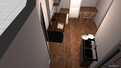Raumgestaltung Küche Olden V3 in der Kategorie Küche
