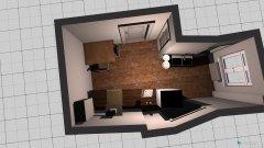Raumgestaltung Küche Olden V4 in der Kategorie Küche