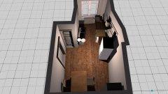 Raumgestaltung Küche Olden V5 in der Kategorie Küche