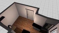 Raumgestaltung Küche Olden in der Kategorie Küche