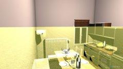 Raumgestaltung küche petar in der Kategorie Küche