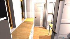 Raumgestaltung Küche Pfarre in der Kategorie Küche