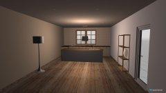 Raumgestaltung Küche Rosenkamp in der Kategorie Küche