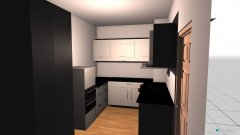 Raumgestaltung Küche RW1 in der Kategorie Küche