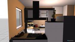 Raumgestaltung Küche Schloßstr. in der Kategorie Küche