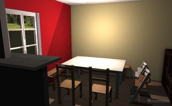 Raumgestaltung Küche SchrankG in der Kategorie Küche