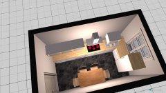 Raumgestaltung studium  Küchenzeile L-Form - Einrichten & Planen in 3D