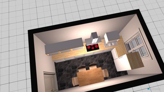 Raumgestaltung Küche Studium in der Kategorie Küche