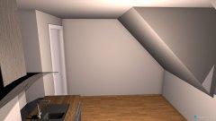 Raumgestaltung Küche Tassilo in der Kategorie Küche