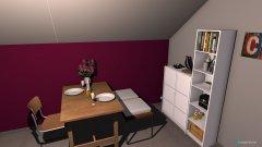 Raumgestaltung Küche V3 - Theke in der Kategorie Küche