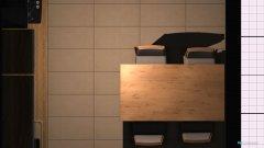 Raumgestaltung Küche Version 2 in der Kategorie Küche