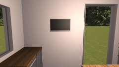 Raumgestaltung Küche Version 3 in der Kategorie Küche