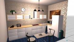 Raumgestaltung Küche von Jane in der Kategorie Küche
