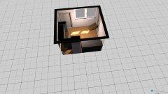 Raumgestaltung Küche Vorraum in der Kategorie Küche