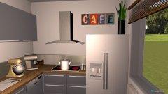 Raumgestaltung Küche Vorwerkstr. 3 in der Kategorie Küche