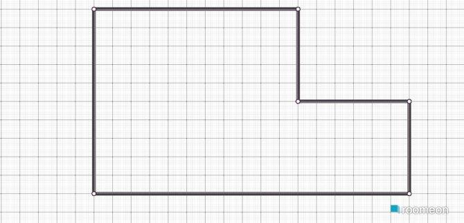 Raumgestaltung Küche & Wohnzimmer in der Kategorie Küche