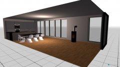 Raumgestaltung Küche Wonz in der Kategorie Küche