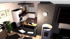 Raumgestaltung Küche WZ 1 in der Kategorie Küche