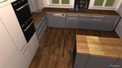 Raumgestaltung Küche-WZ-EZ-1 in der Kategorie Küche