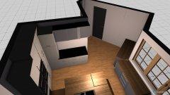 Raumgestaltung Küche1 in der Kategorie Küche