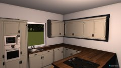 Raumgestaltung küche2 in der Kategorie Küche