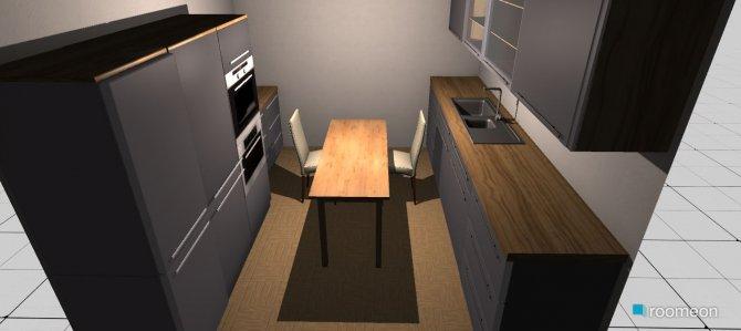 Raumgestaltung Küche3 in der Kategorie Küche