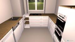Raumgestaltung Kueche3 in der Kategorie Küche