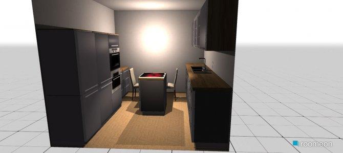 Raumgestaltung Küche3B in der Kategorie Küche