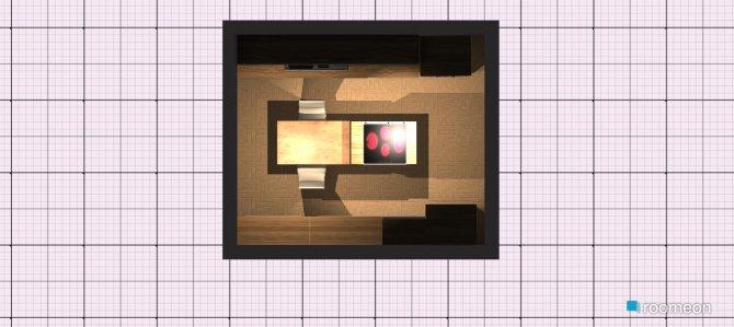Raumgestaltung Küche3C in der Kategorie Küche