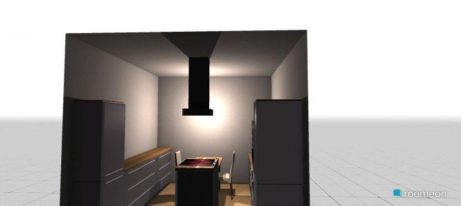 Raumgestaltung Küche3D in der Kategorie Küche