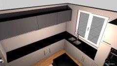 Raumgestaltung Küche_1 in der Kategorie Küche