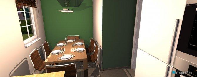 Raumgestaltung Küche_KI_01 in der Kategorie Küche
