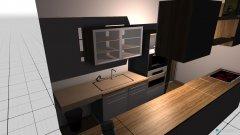 Raumgestaltung kücheeee in der Kategorie Küche