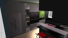 Raumgestaltung kücheerich in der Kategorie Küche