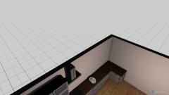 Raumgestaltung küchek in der Kategorie Küche