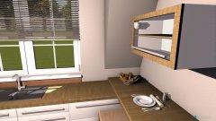 Raumgestaltung Küchen Wohnung_2 in der Kategorie Küche