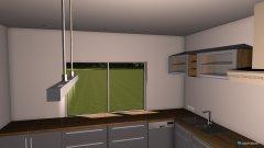 Raumgestaltung Küchenentwurf altes Haus in der Kategorie Küche