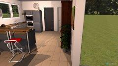 Raumgestaltung Küchenentwurf in der Kategorie Küche