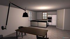 Raumgestaltung kücheneu in der Kategorie Küche