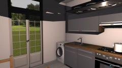 Raumgestaltung Küchenidee in der Kategorie Küche